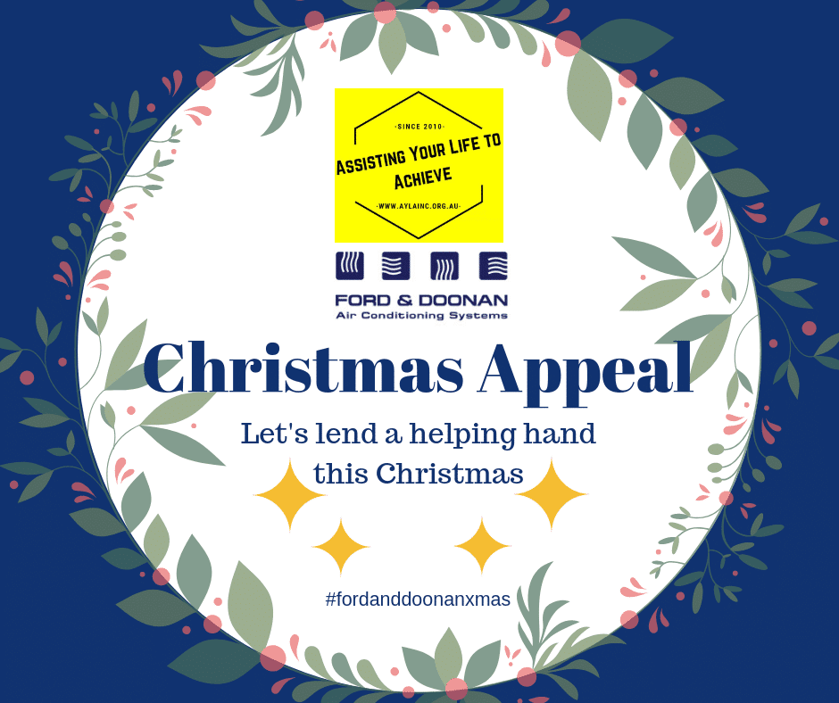 F&D Christmas Appeal