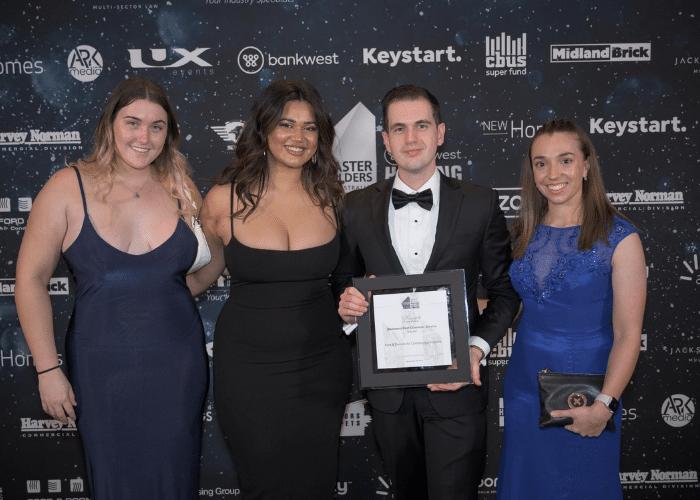 Ford & Doonan Win 2021 Master Builders Best Customer Service Award – Supplier