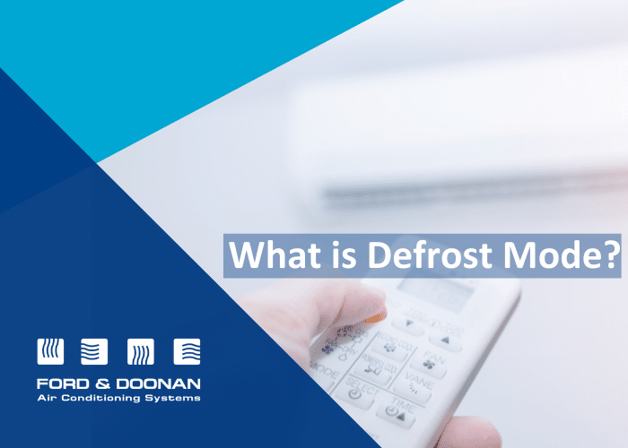 What is defrost mode cover